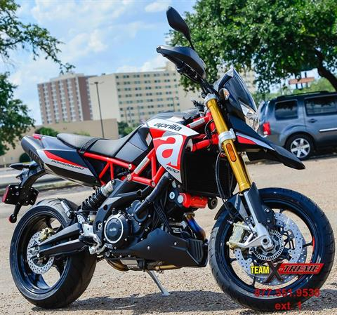 2018 Aprilia Dorsoduro 900 in Houston, Texas - Photo 1