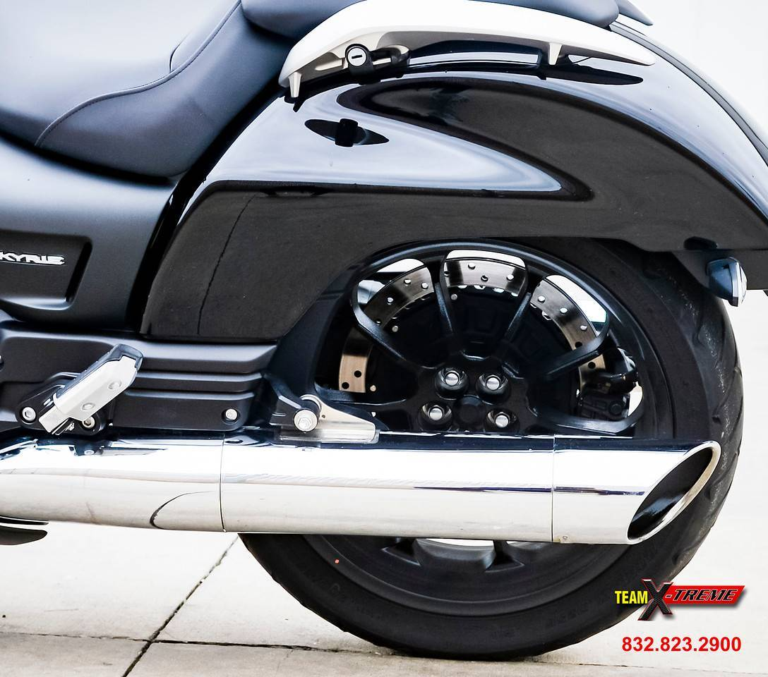 2014 Honda GL1800C Valkyrie 9