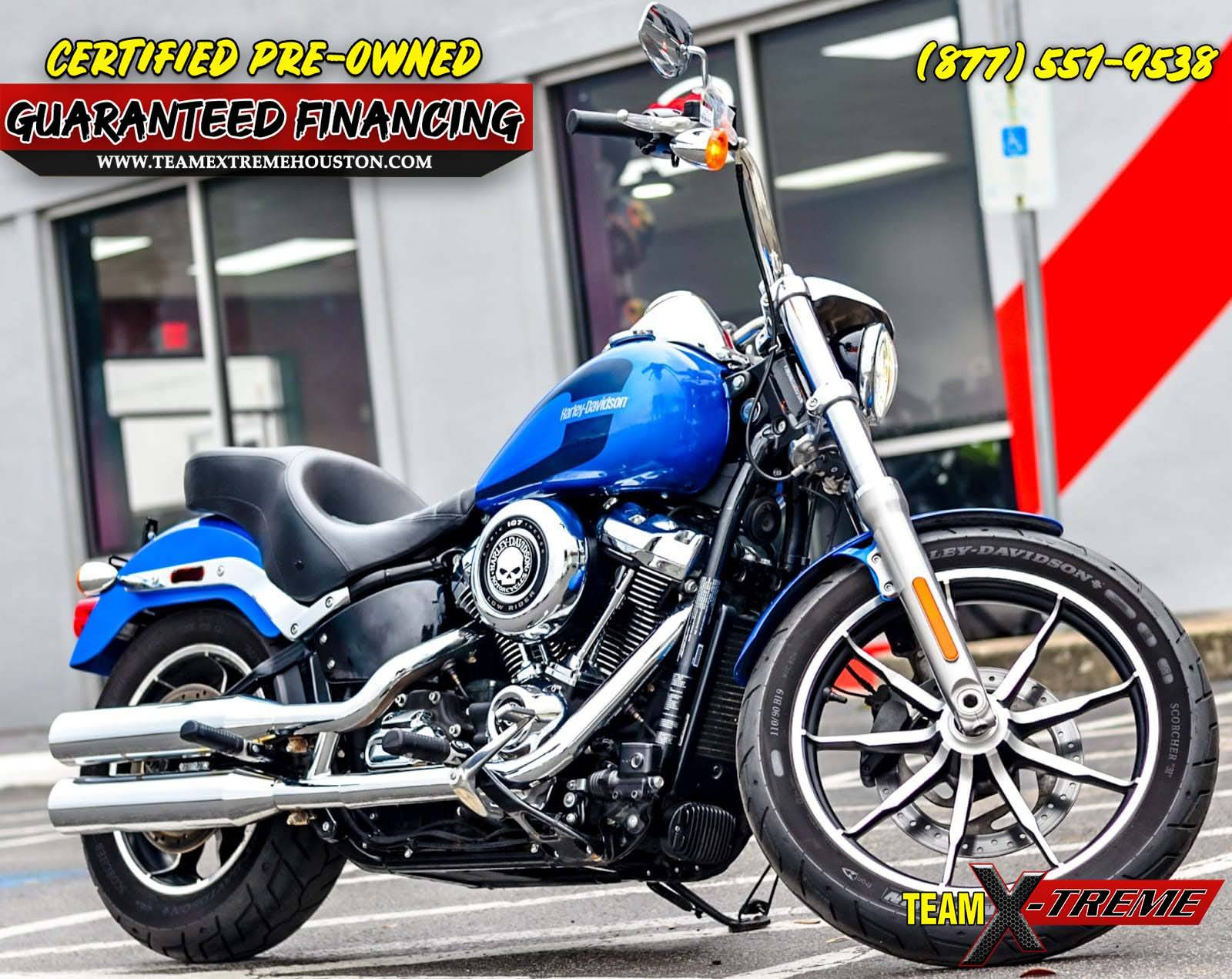 2018 Harley-Davidson Low Rider® 107 in Houston, Texas - Photo 1