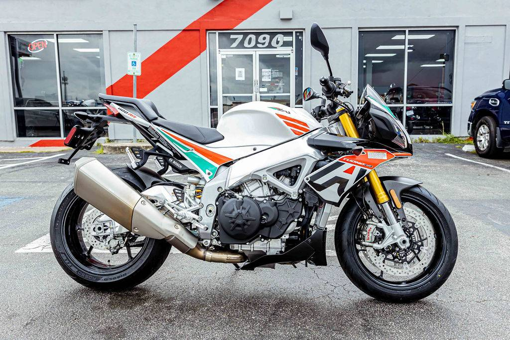 2020 Aprilia Tuono V4 1100 RR Misano Limited Edition in Houston, Texas - Photo 3