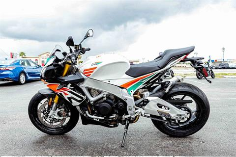 2020 Aprilia Tuono V4 1100 RR Misano Limited Edition in Houston, Texas - Photo 8