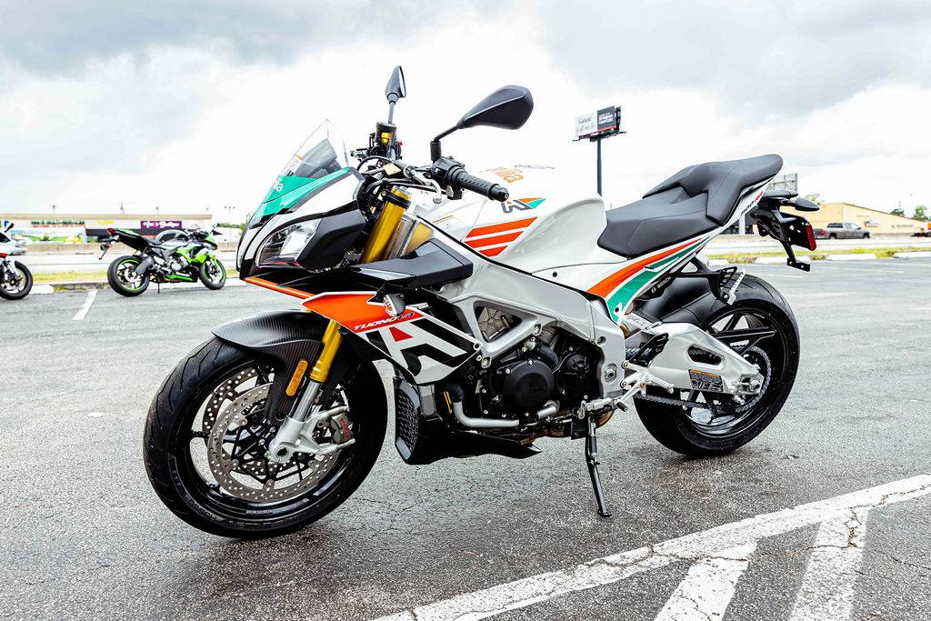 2020 Aprilia Tuono V4 1100 RR Misano Limited Edition in Houston, Texas - Photo 9