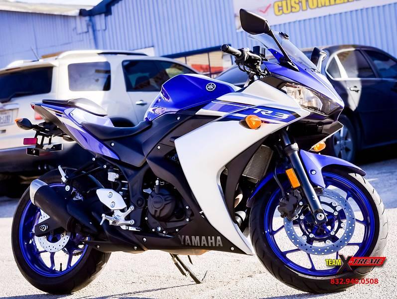 2016 Yamaha YZF-R3 for sale 56193