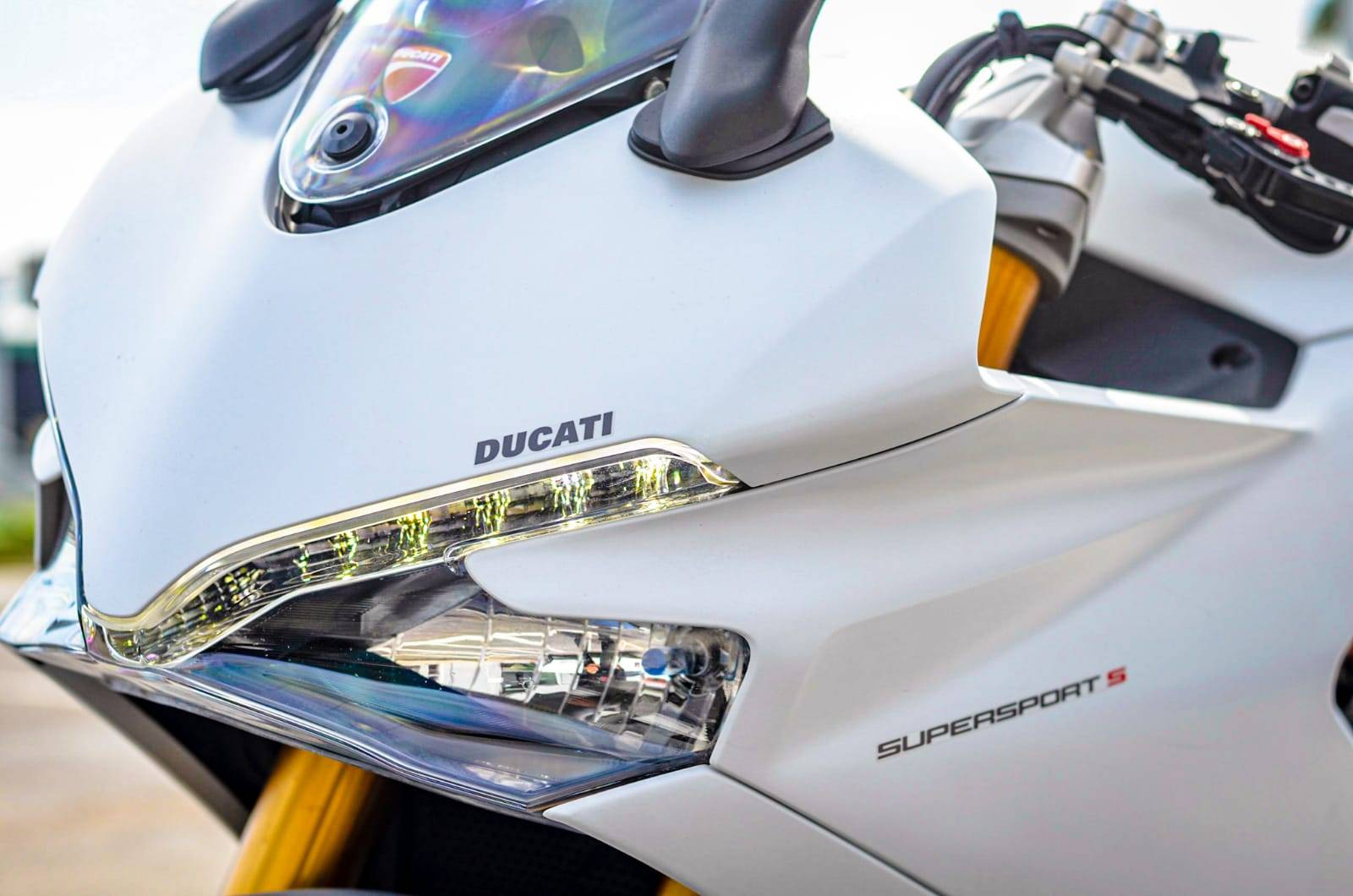 2018 Ducati SuperSport S in Houston, Texas - Photo 2