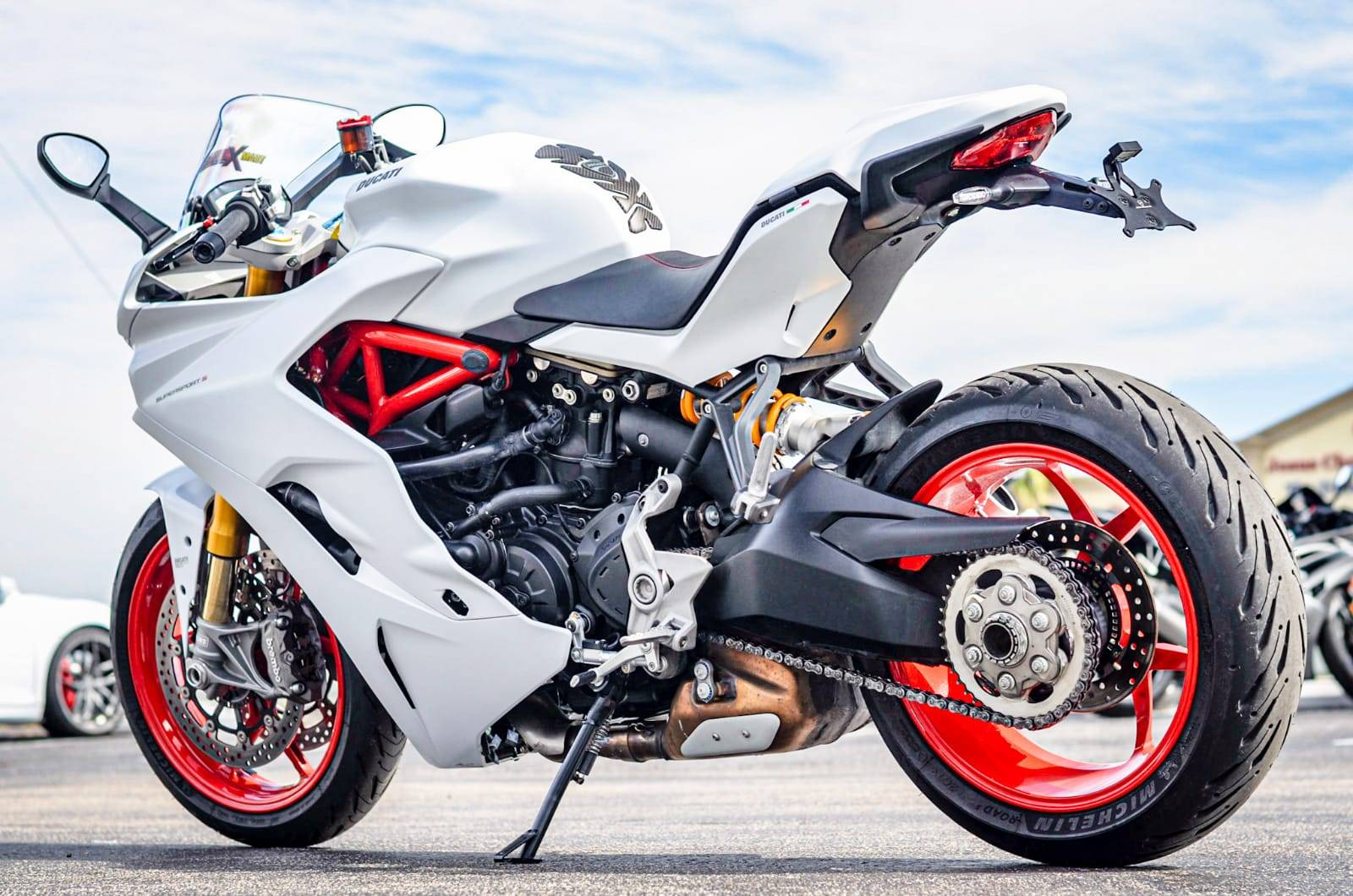 2018 Ducati SuperSport S in Houston, Texas - Photo 4
