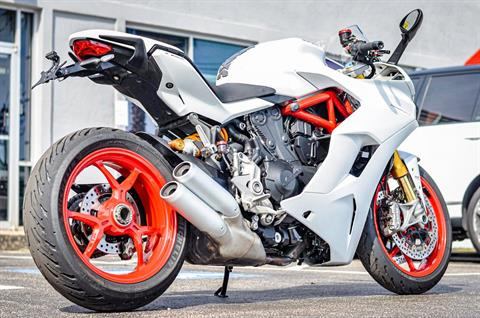 2018 Ducati SuperSport S in Houston, Texas - Photo 5