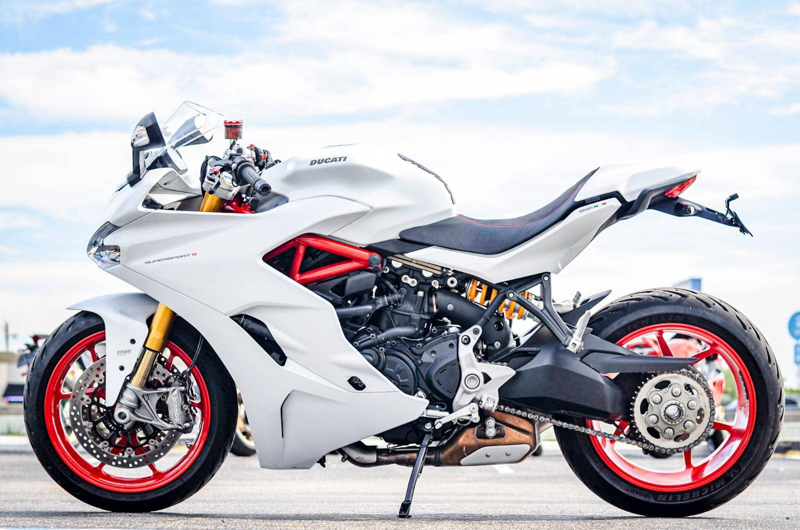 2018 Ducati SuperSport S in Houston, Texas - Photo 12