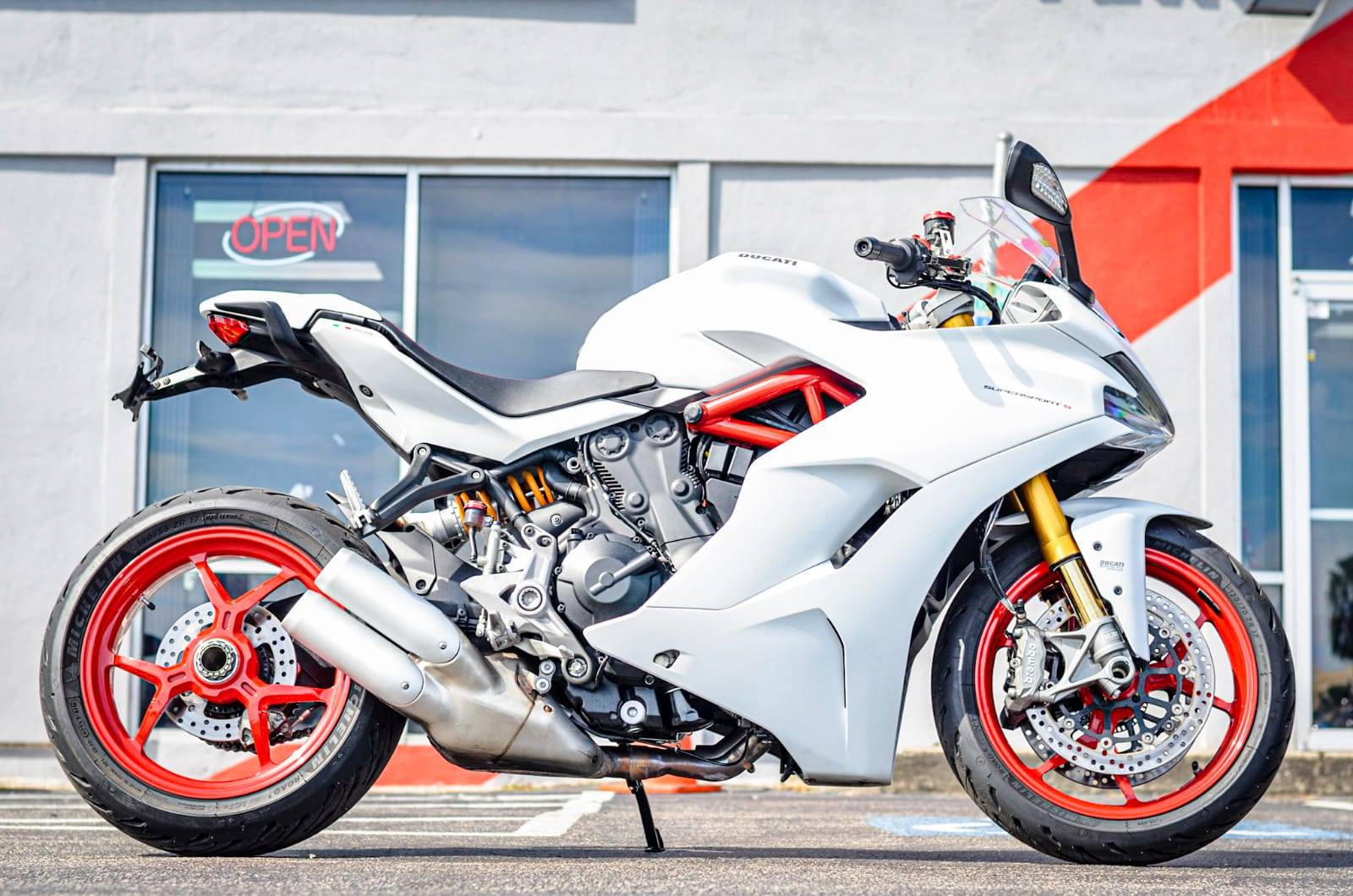 2018 Ducati SuperSport S in Houston, Texas - Photo 13
