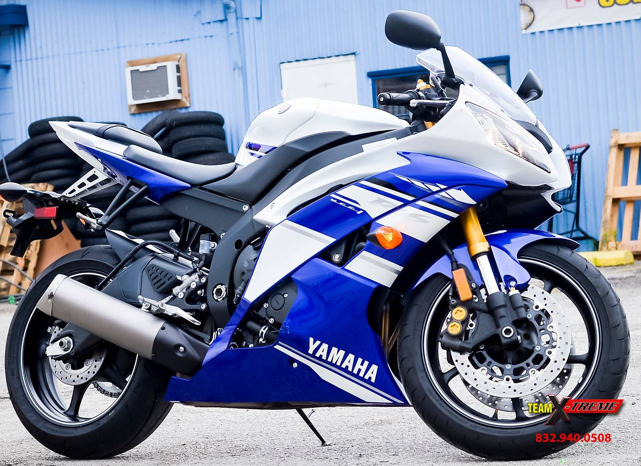 2014 Yamaha YZF-R6 for sale 145407