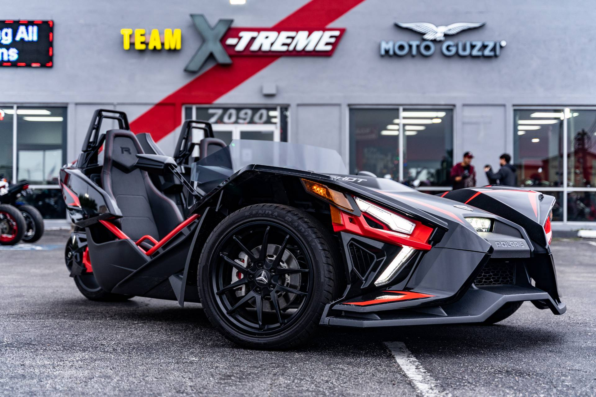 2020 Slingshot Slingshot R AutoDrive in Houston, Texas - Photo 1