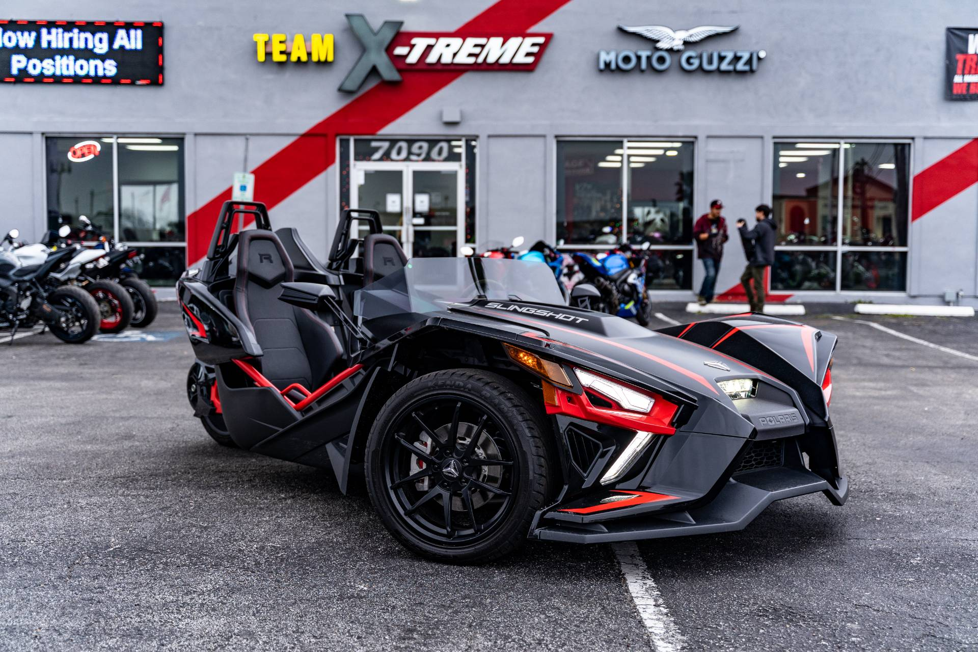 2020 Slingshot Slingshot R AutoDrive in Houston, Texas - Photo 2