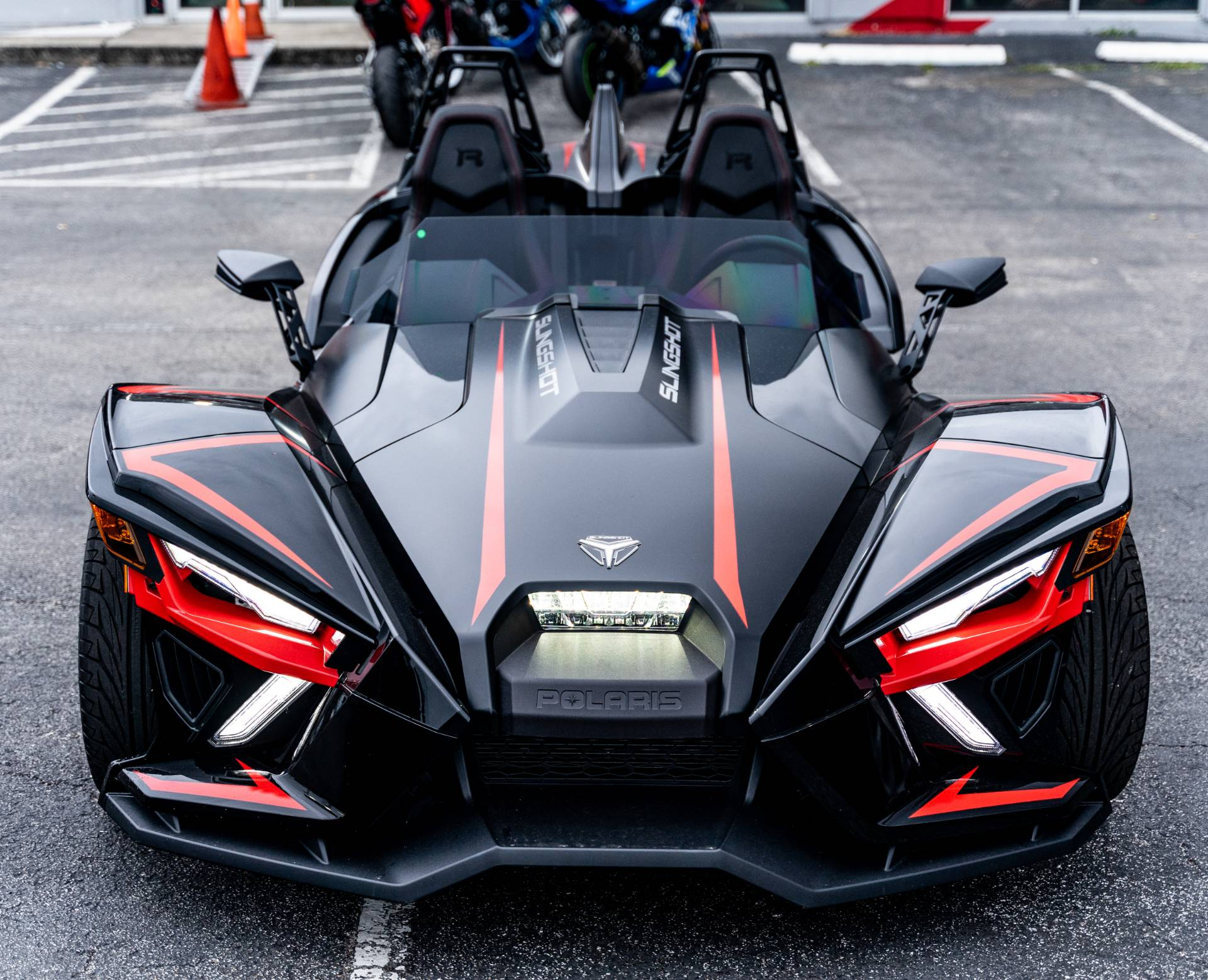 2020 Slingshot Slingshot R AutoDrive in Houston, Texas - Photo 32