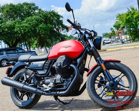 2019 Moto Guzzi V7 III Stone in Houston, Texas