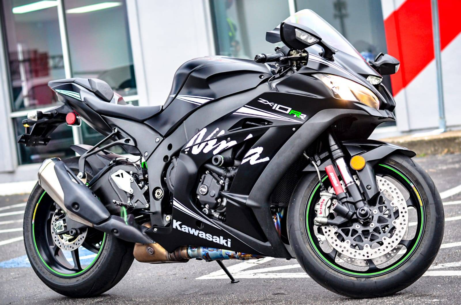 2017 Kawasaki NINJA ZX-10RR in Houston, Texas - Photo 2