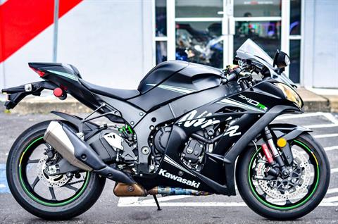 2017 Kawasaki NINJA ZX-10RR in Houston, Texas - Photo 1