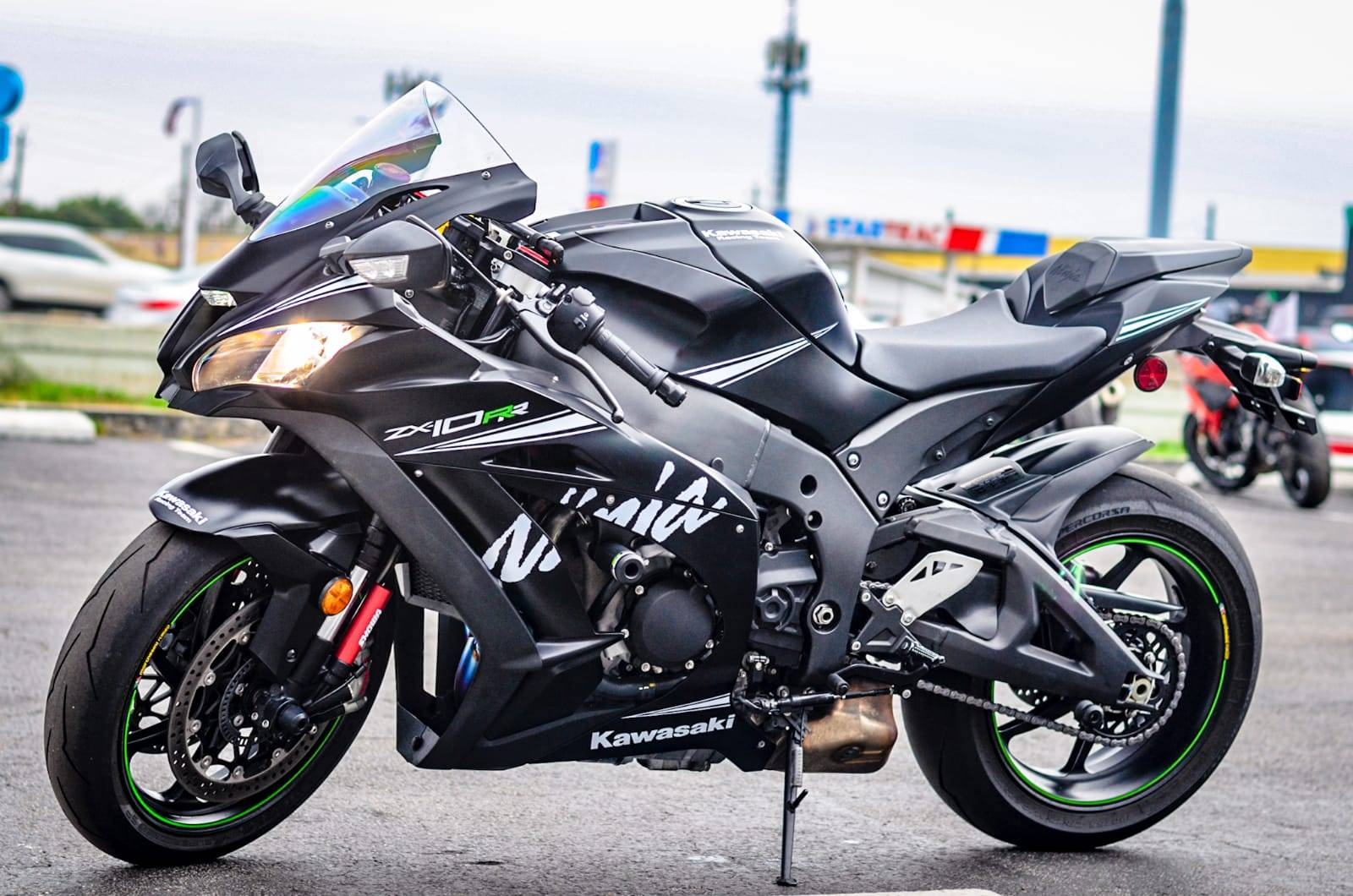 2017 Kawasaki NINJA ZX-10RR in Houston, Texas - Photo 4