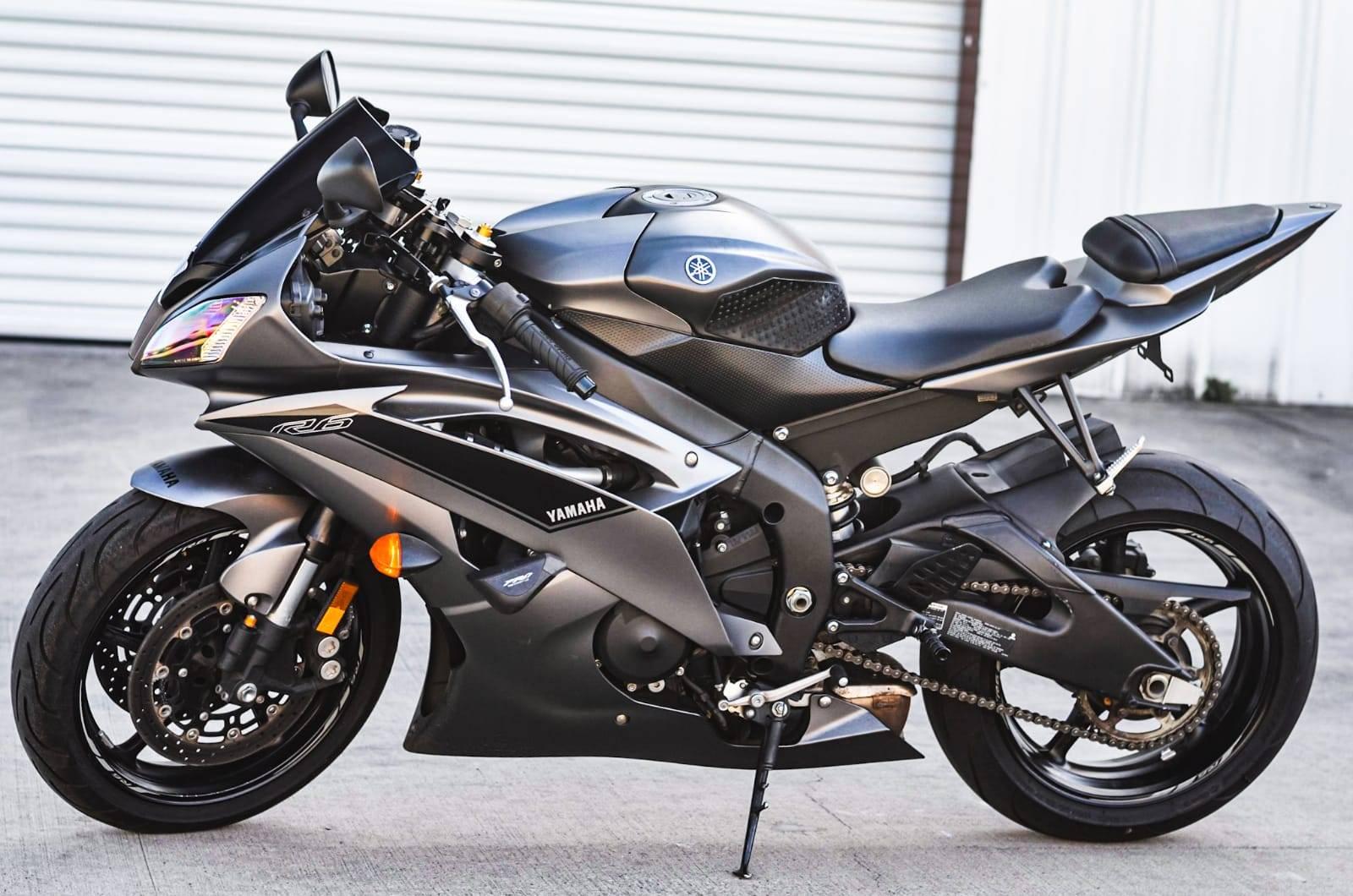 2016 Yamaha YZF-R6 5