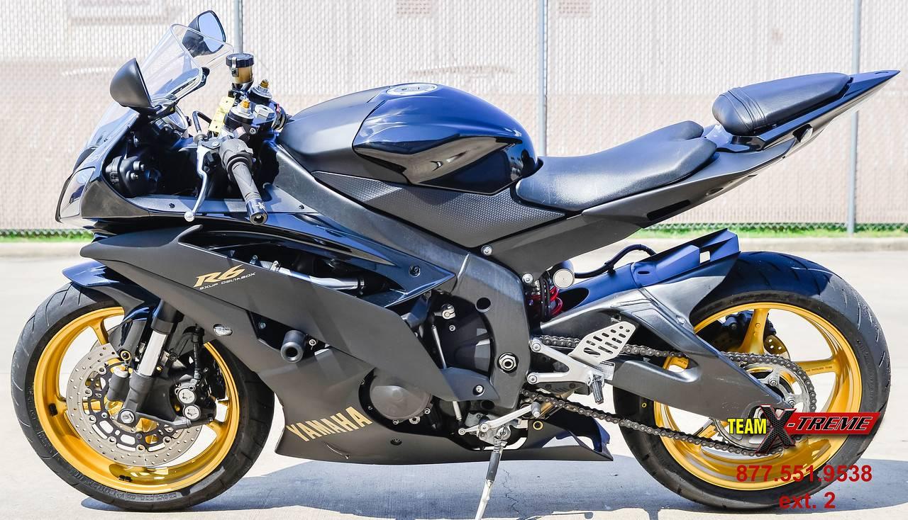 2009 Yamaha YZFR6 7