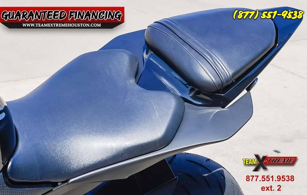 2009 Yamaha YZFR6 10