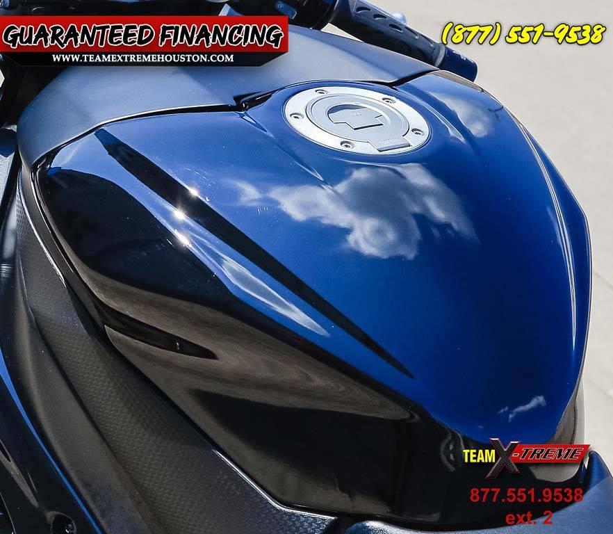 2009 Yamaha YZFR6 11