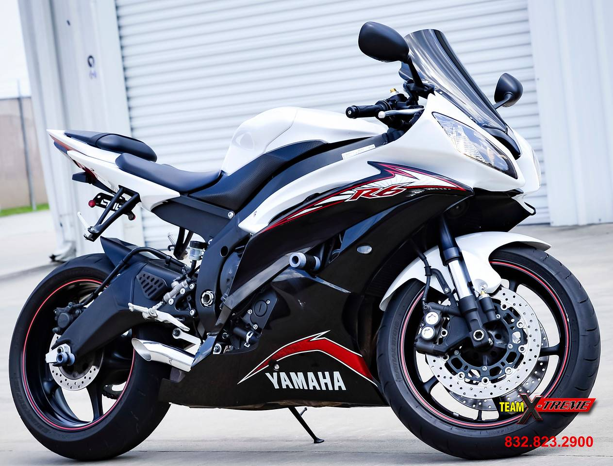 2012 Yamaha YZF-R6 for sale 129956