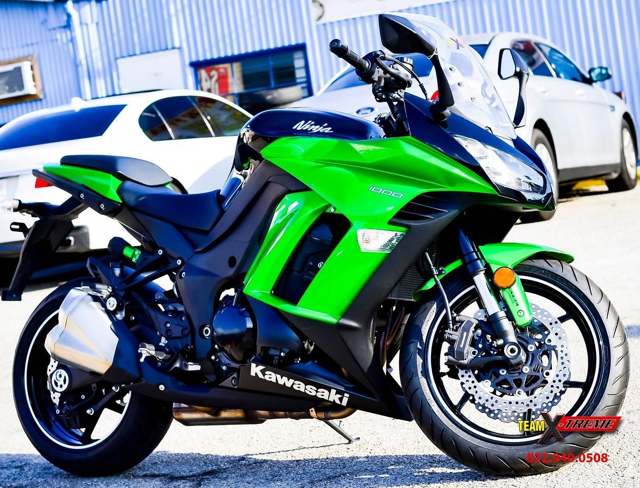 2015 Kawasaki Z1000 ABS 1