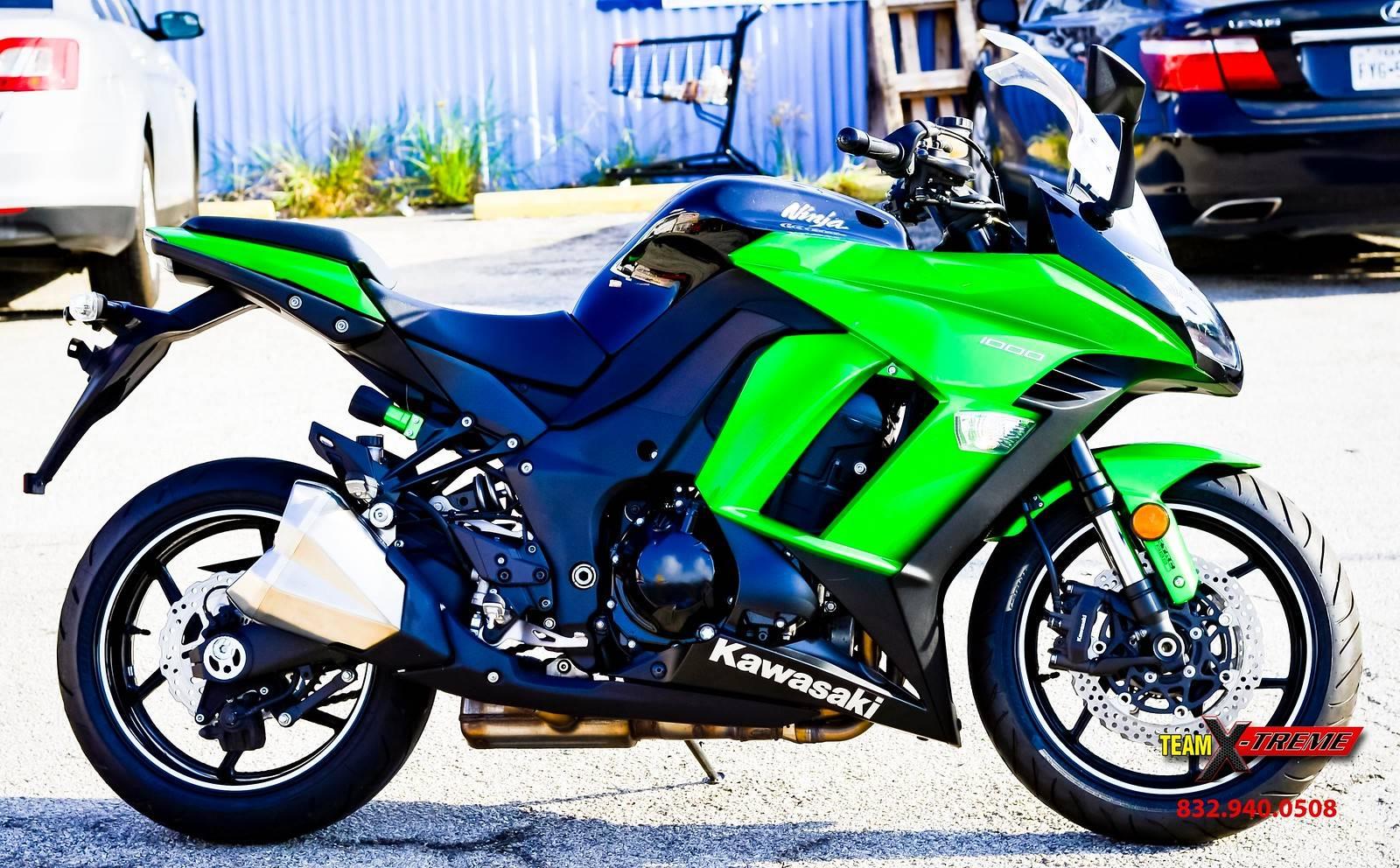 2015 Kawasaki Z1000 ABS 3