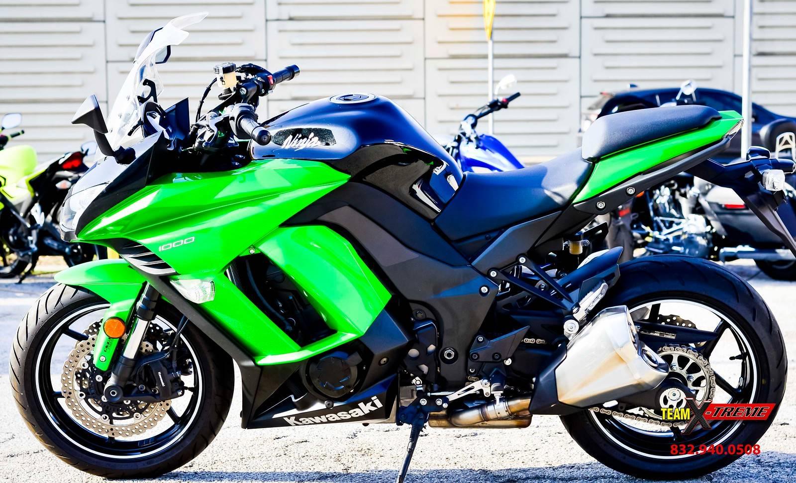 2015 Kawasaki Z1000 ABS 7