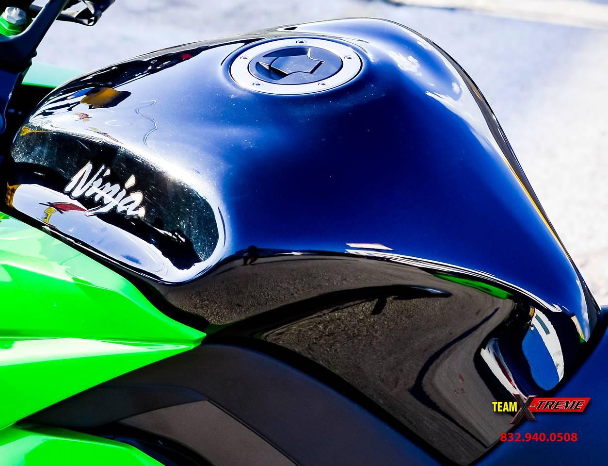 2015 Kawasaki Z1000 ABS 11