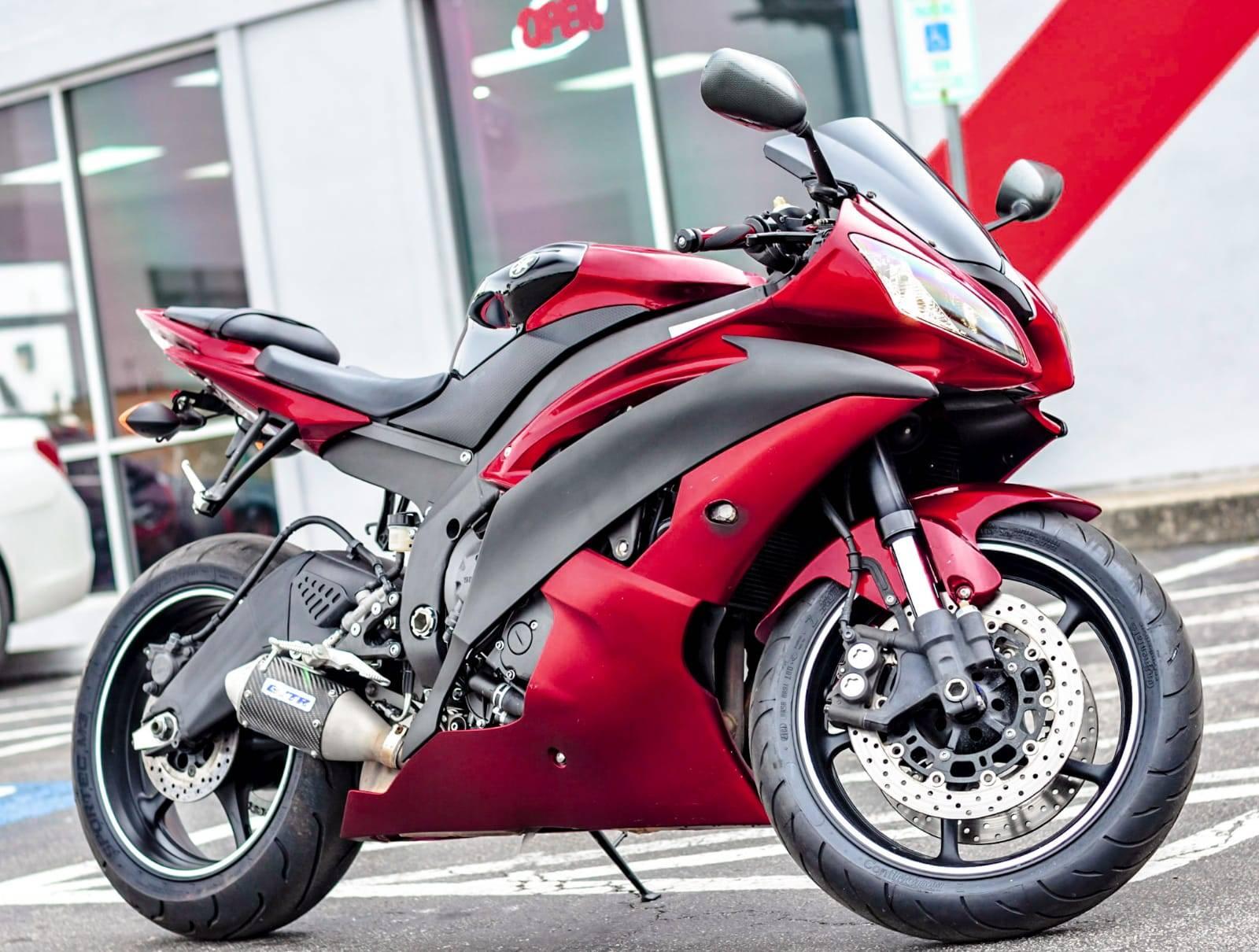 2015 Yamaha YZF-R6 for sale 235966