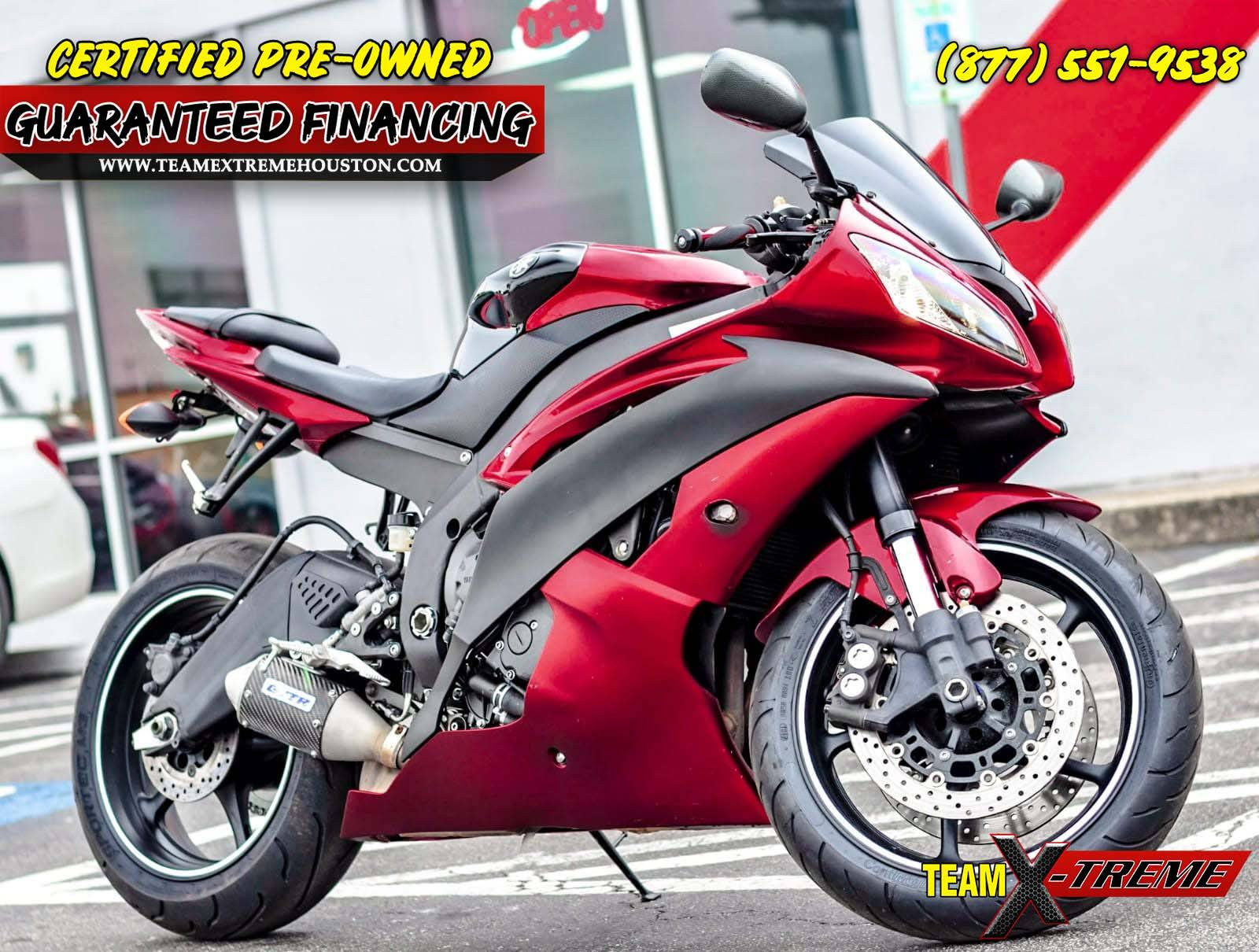 2015 Yamaha YZF-R6 for sale 235966