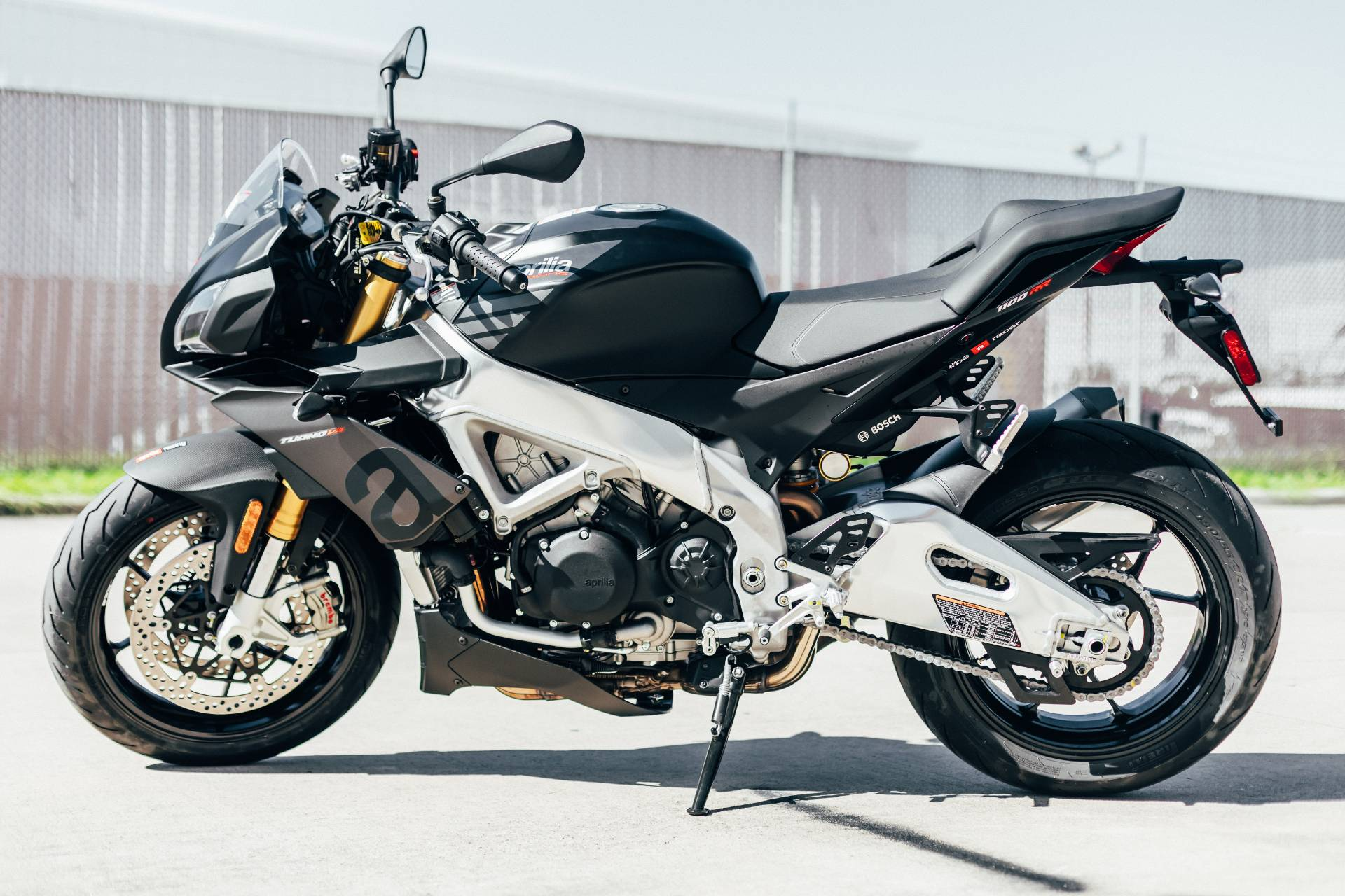 New 2020 Aprilia Tuono V4 1100 Rr Abs Motorcycles In Houston Tx Stock Number A001224