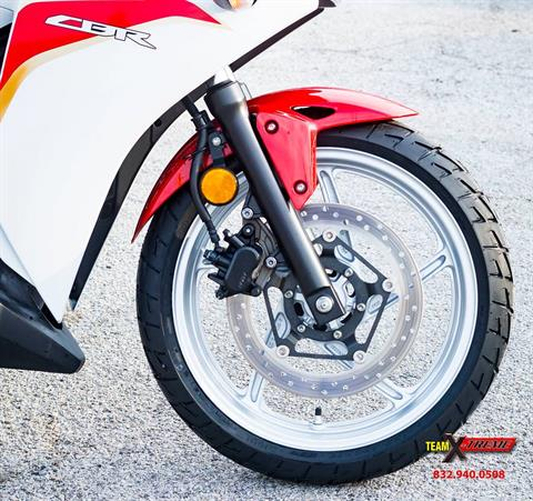 2012 Honda CBR®250R in Houston, Texas