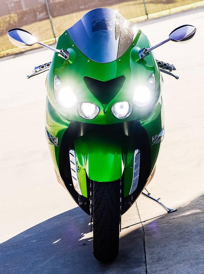 2009 Kawasaki Ninja ZX-14 2