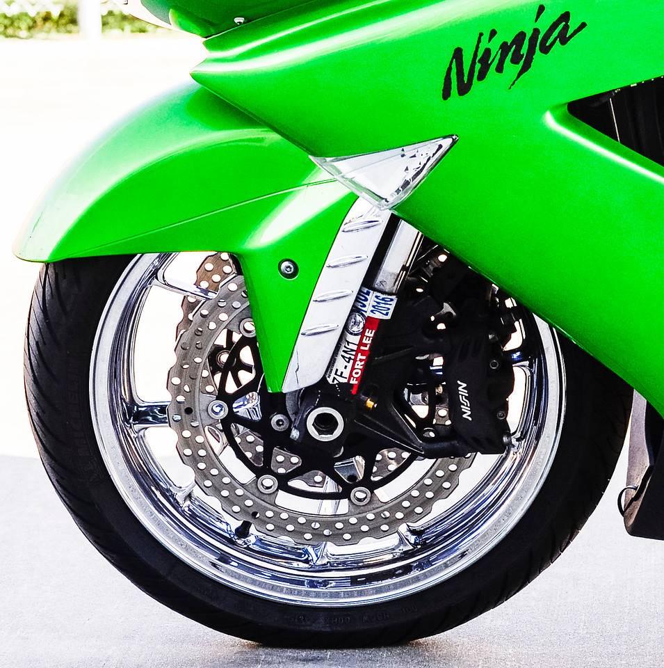 2009 Kawasaki Ninja ZX-14 8