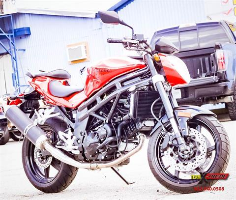 2015 Hyosung GT650 in Houston, Texas - Photo 1