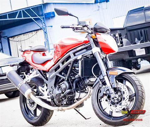 2015 Hyosung GT650 in Houston, Texas