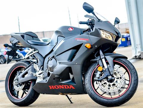 2019 Honda CBR600RR in Houston, Texas - Photo 1