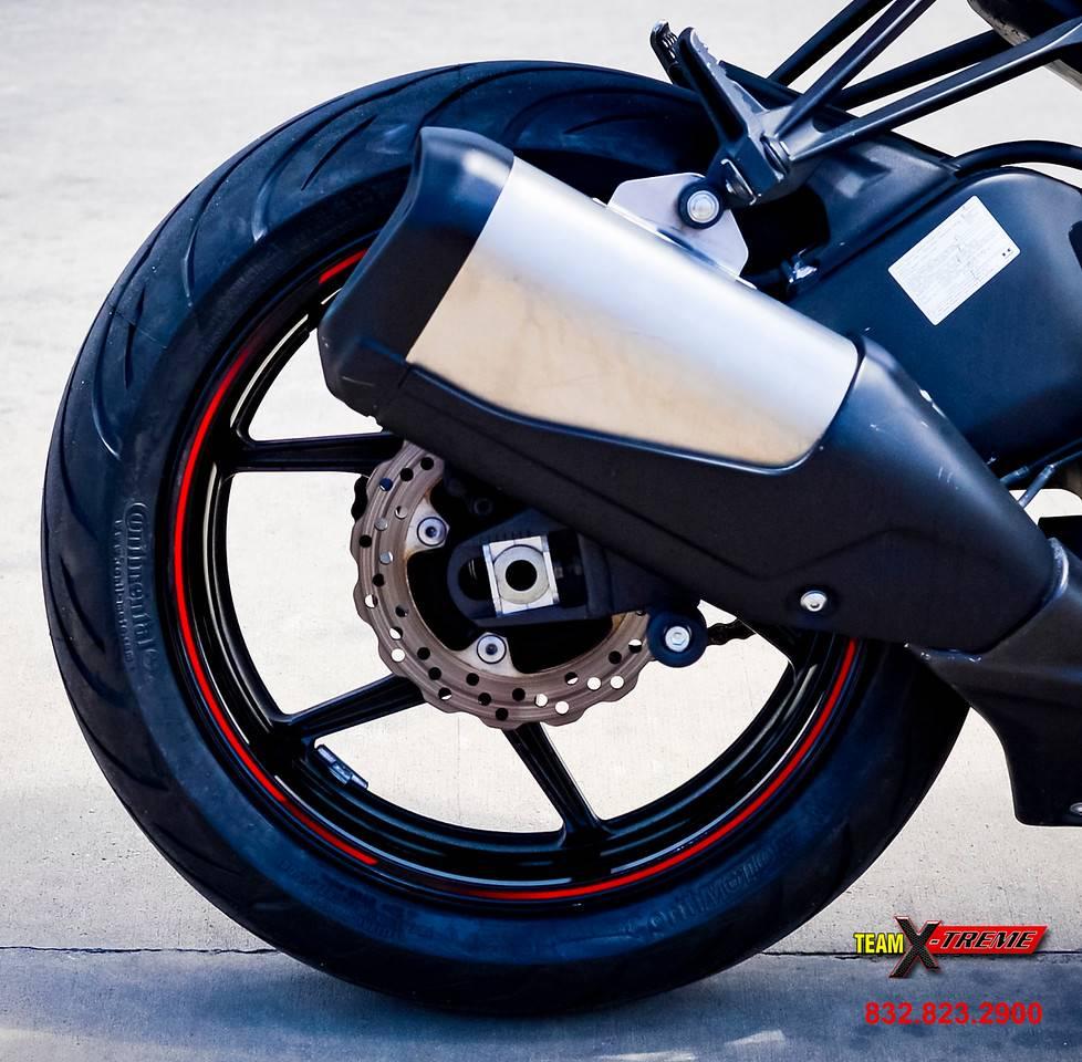 2012 Kawasaki Ninja ZX-6R 4