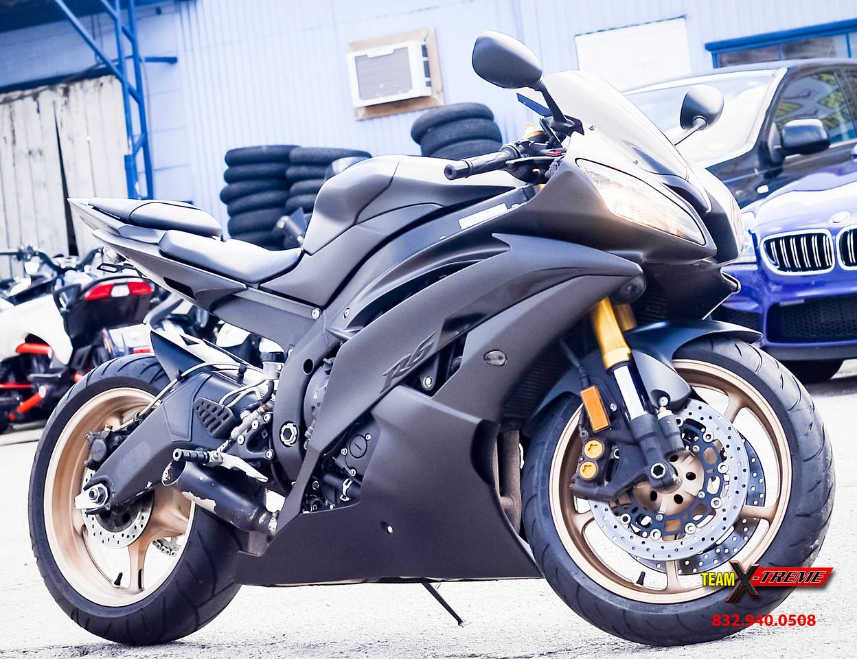 2014 Yamaha YZF-R6 for sale 139104