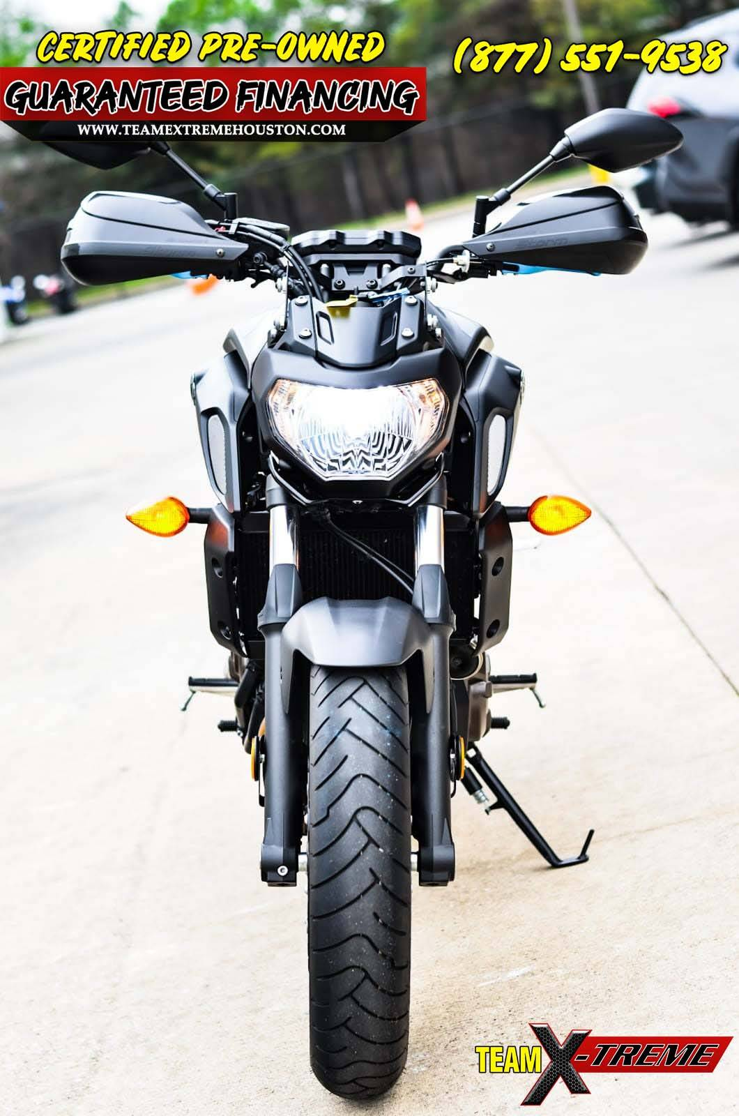 2019 Yamaha MT-07 in Houston, Texas - Photo 2