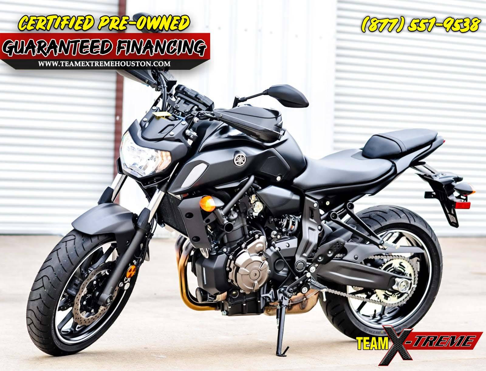 2019 Yamaha MT-07 in Houston, Texas - Photo 5