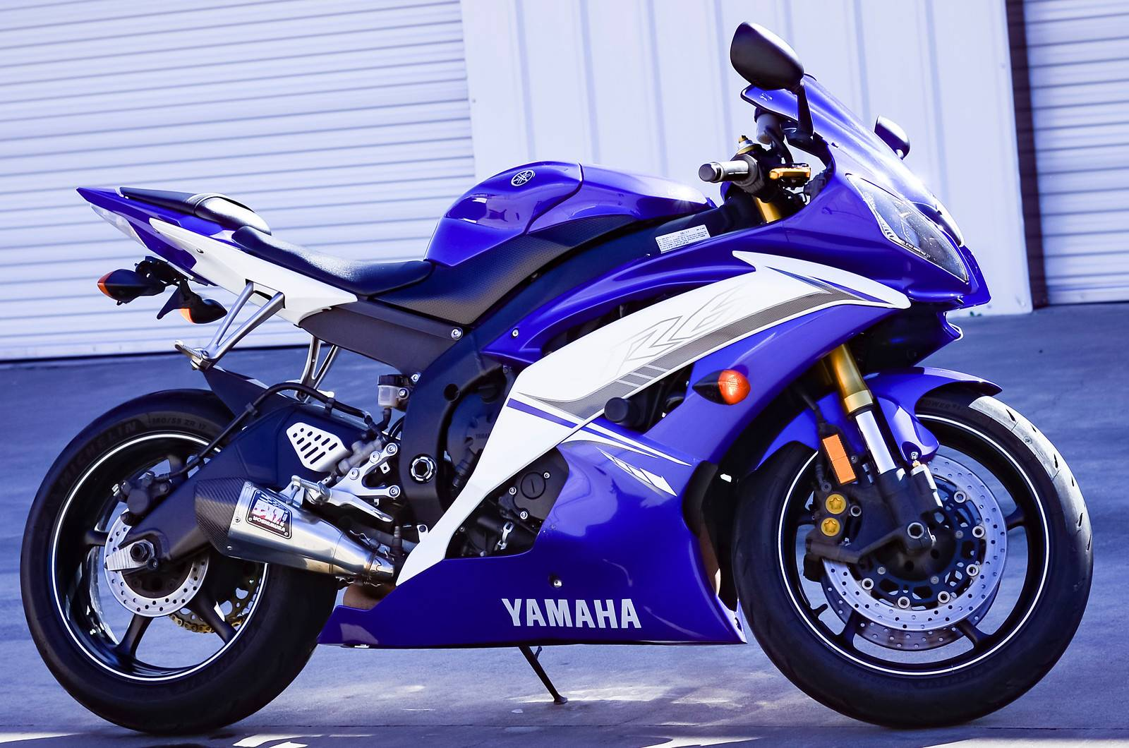 2011 Yamaha YZF-R6 1