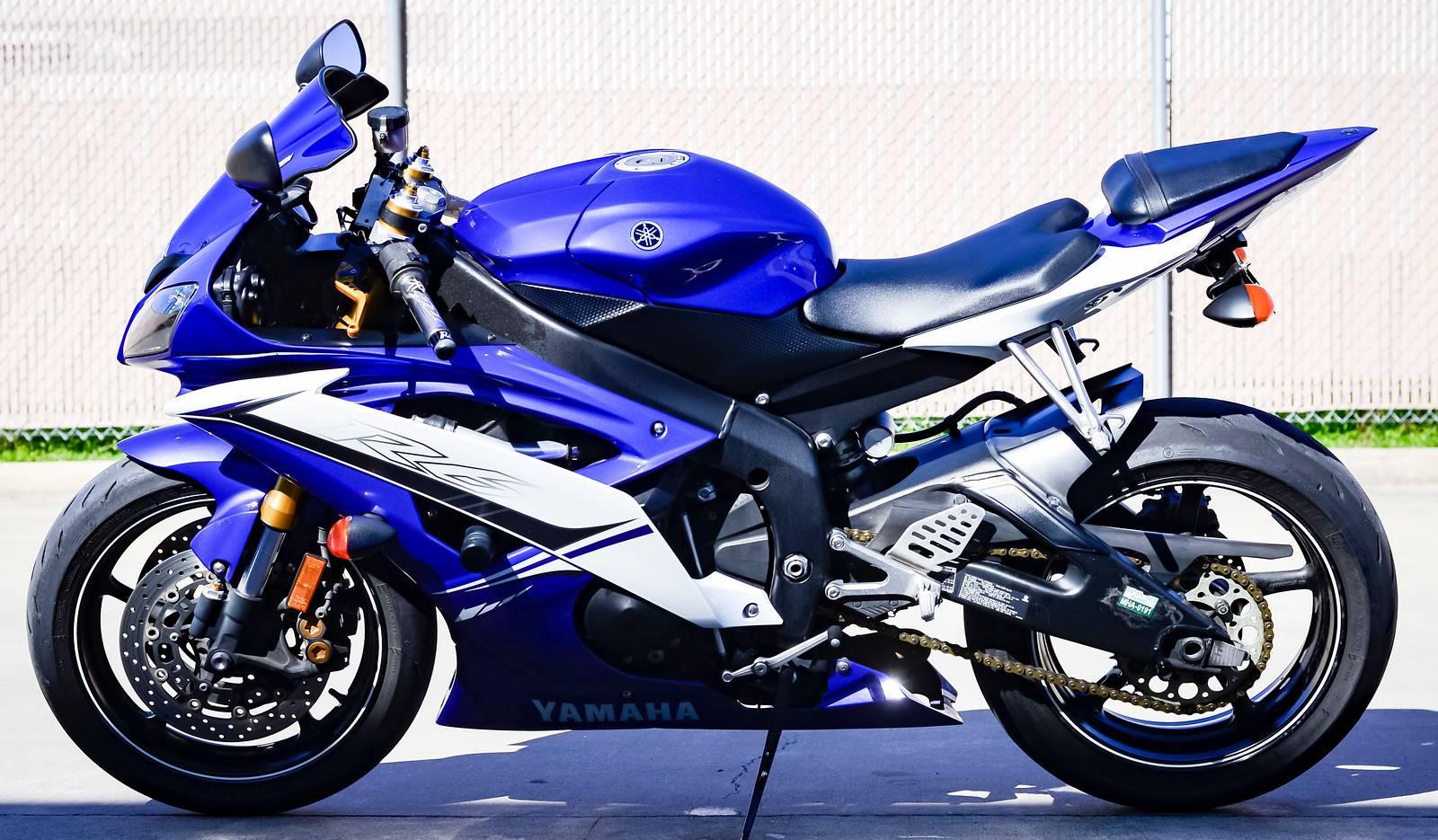 2011 Yamaha YZF-R6 7