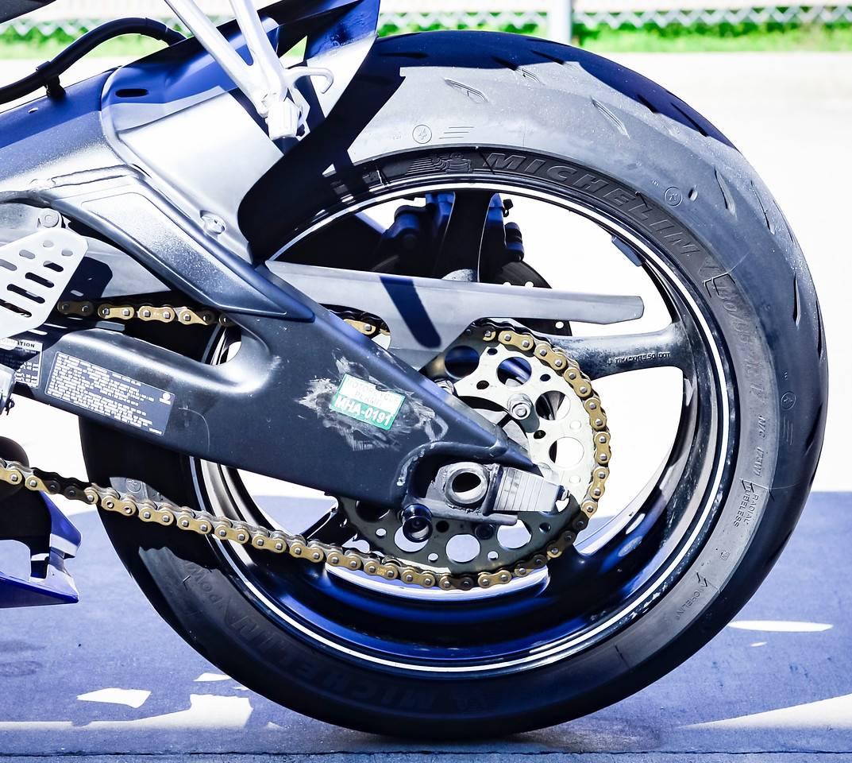 2011 Yamaha YZF-R6 9