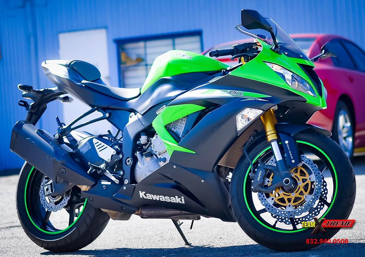 Kawasaki Ninja R For Sale In Houston Tx