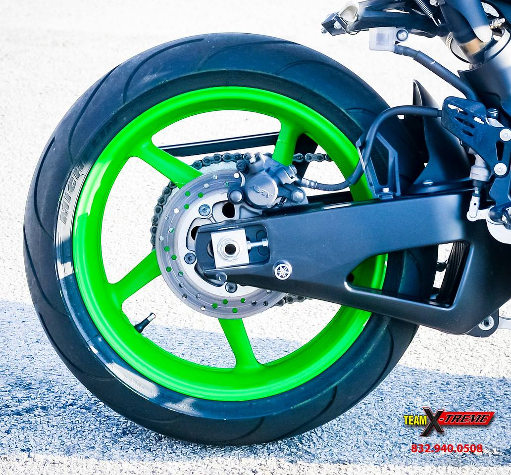 2014 Yamaha YZF-R1 4