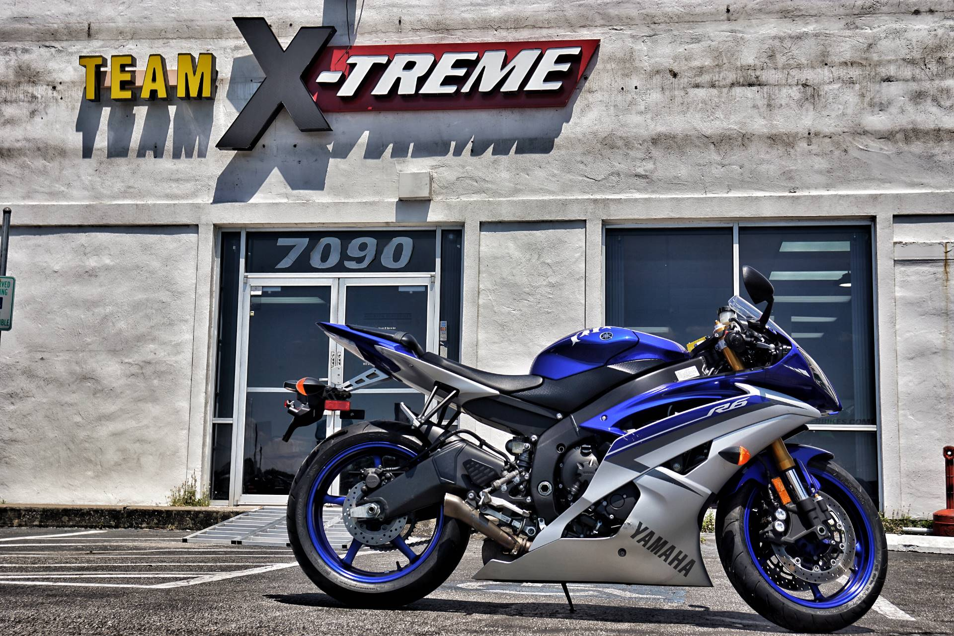 2015 Yamaha YZF-R6 for sale 160954