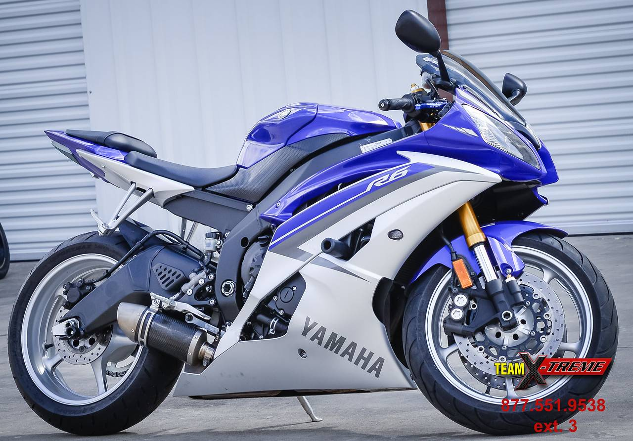 2015 Yamaha YZF-R6 for sale 214801