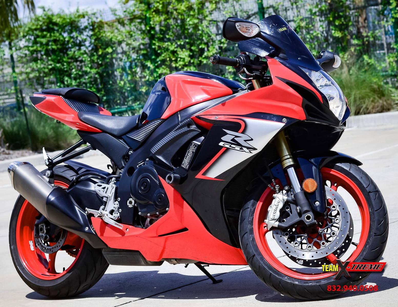 2011 Suzuki GSX-R750 for sale 120061